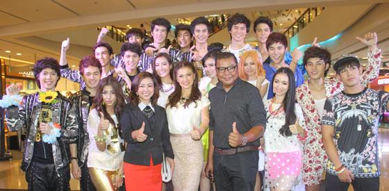 ร่วมส่งเสริมความสามารถของเยาวชนไทย ตัดสินการประกวด COVER DANCE ระดับอุดมศึกษา รับกระแสเกาหลีฟีเวอร์