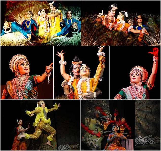 """""""The Ramayana by Shri Ram Bharatiya Kala Kendra"""""""