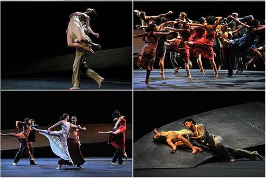 Romeo and Juliet ผลงานอมตะระดับโลกของ William Shakespeare โดย Geneva Ballet  คณะบัลเลต์ จากสวิตเซอร์แลนด์