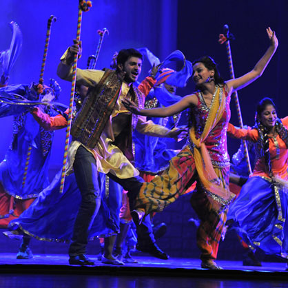 The Bollywood Musical on STAGE