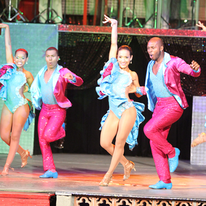 Colombia Electrifying salsa music and dance