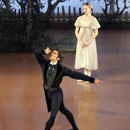 มูลนิธิวัฒนธรรม ไทย-เยอรมัน จัดการแสดงONEGIN, Stuttgart Ballet, Germany