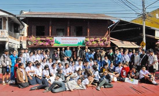 """Mae Hong Son Digital Art Festival 2014"" แสดงผลงานดิจิทัลอาร์ตคุณภาพของนักเรียน นักศึกษา เพื่อท้องถิ่นและประเทศ"