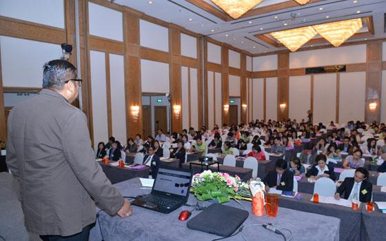 """บรรยาย """"สื่อสารภาพลักษณ์และประชาสัมพันธ์ผลงานให้โดนใจ"""" ในการประชุมสามัญประจำปี สมาคมบริหารงานจัดซื้อและซัพพลายเชนแห่งประเทศไทย"""