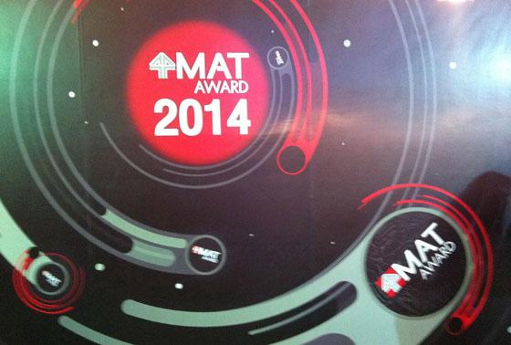 งาน ประกาศผลสุดยอดผลงานการตลาดยอดเยี่ยม MAT AWARD 2014