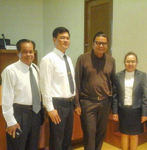 """""""ทักษะการเจรจาต่อรองสำหรับผู้นำ"""" ในการอบรม หลักสูตรนักปกครองระดับสูง (นปส.) กระทรวงมหาดไทย"""